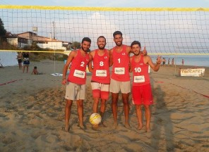Παρών σε beach volley & streetball