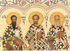 Τρεις Ιεράρχες: Η μεγάλη γιορτή των γραμμάτων
