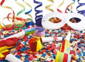Οργανώστε ένα αξέχαστο αποκριάτικο πάρτι