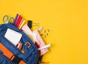Σχολική τσάντα και  πόνος στη σπονδυλική στήλη: Συμβουλές για την αποφυγή ορθοπαιδικών προβλημάτων