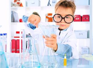 Πειράματα: ο αποδοτικότερος τρόπος μάθησης για τα παιδιά