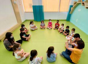 Μουσικοκινητική αγωγή: τι είναι και μπορεί να βοηθήσει τα παιδιά;